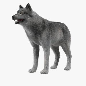 obj wolf