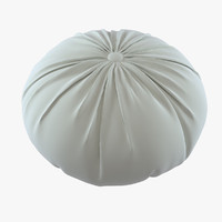 Cushion Round 002 (High Res)