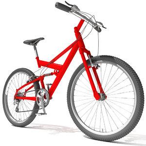 3ds mountain bike