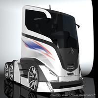 Concept Truck Design