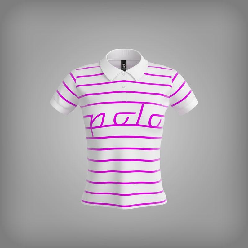 polo shirt women max