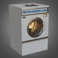 Front Load Washer- PBR Game Ready