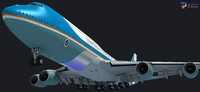 Boeing Air Force One VC-25