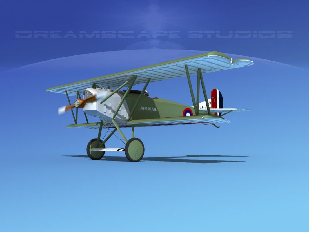 fokker dvii fighter army max