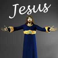 king jesus x