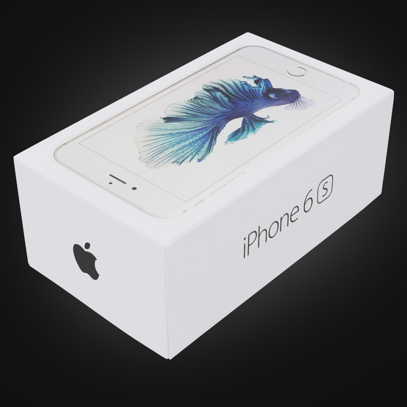 iphone 6s box max