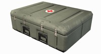 First Aid Crate