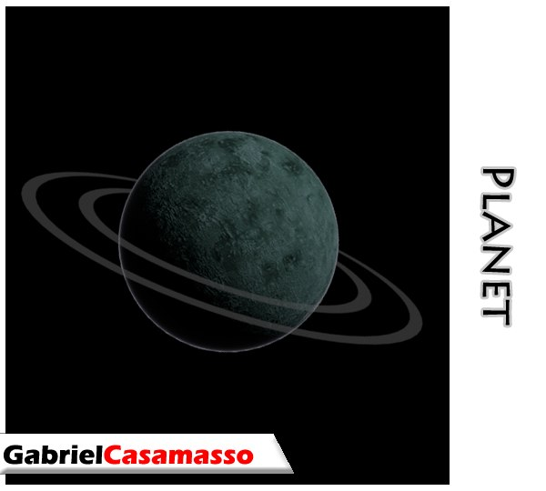obj ringed planet