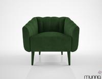 max munna houston armchair