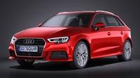Audi A3 2017 5-door