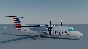 american eagle dash 8-300 max