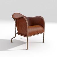 max mats bruno armchair