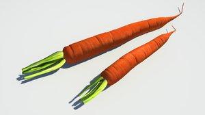 carrot 3d ma