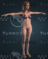 animations 2k 3d model