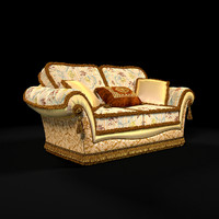 3d egidio lunardelli ginevra sofa