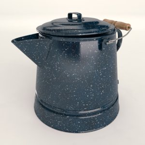 steam cooker obj