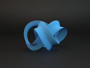 marete rasmussen - blue 3d max