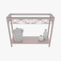 console table obj