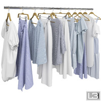 woman clothes hangers max