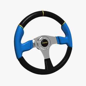 max momo steering wheel
