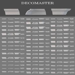obj ceiling cornices decomaster