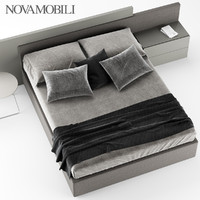 NOVAMOBILI TIME BED