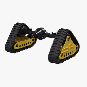 rubber tracked suspension 3ds