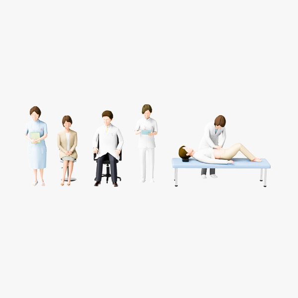 max doctor examination woman