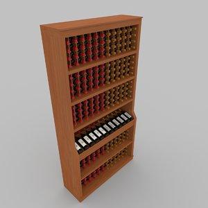 3d wine