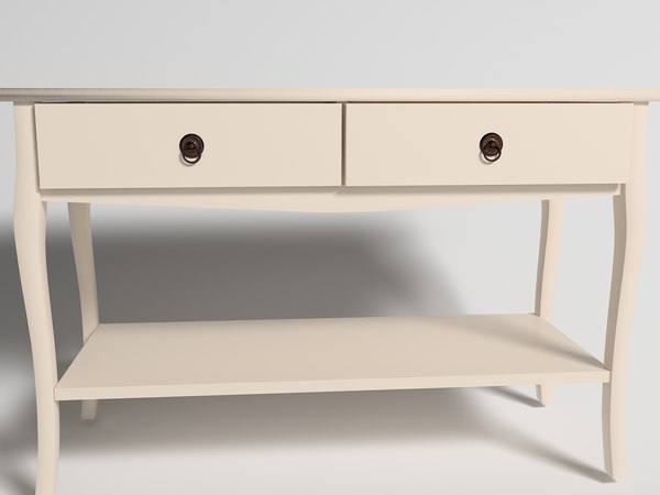 hall table 3d max
