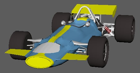 ma brabham bt33 cosworth