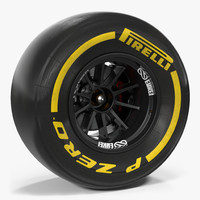 Formula One Wheel