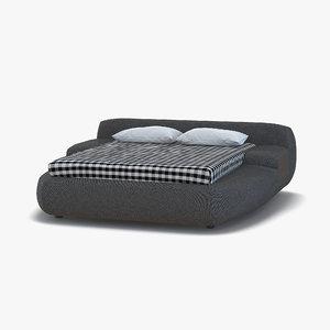 bed 4 3d 3ds