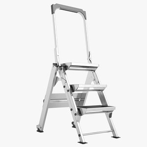little giant ladders 3d fbx