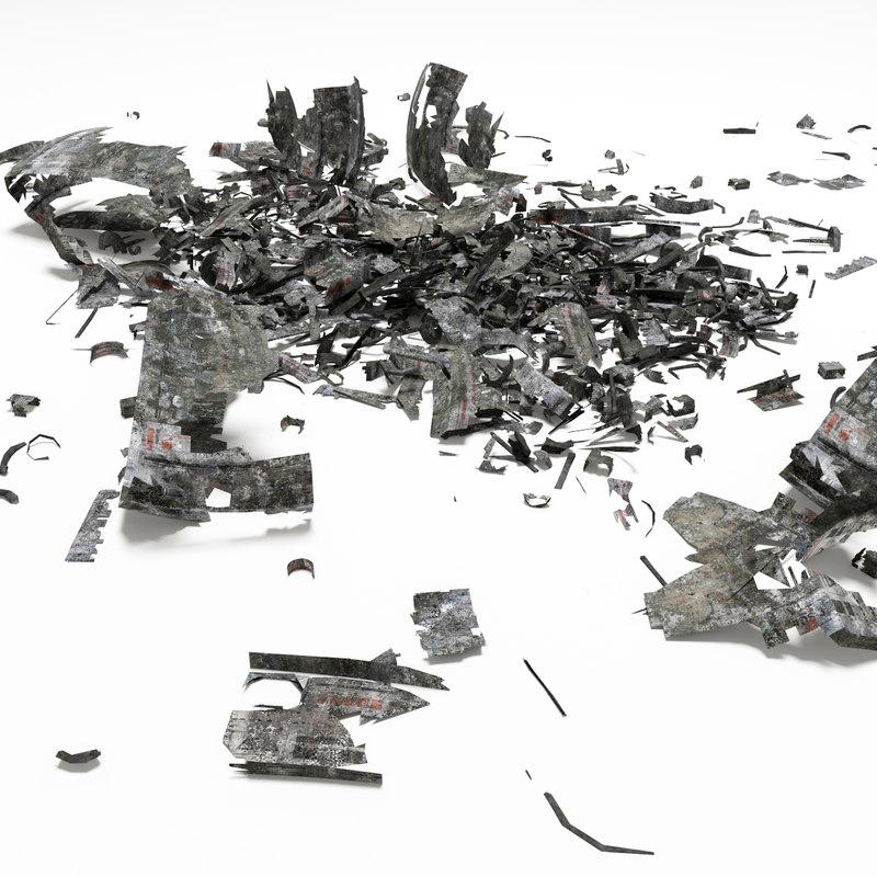 max garbage dump