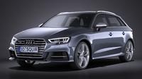 Audi S3 2017 5-door
