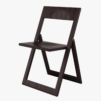 3d magis aviva chair model