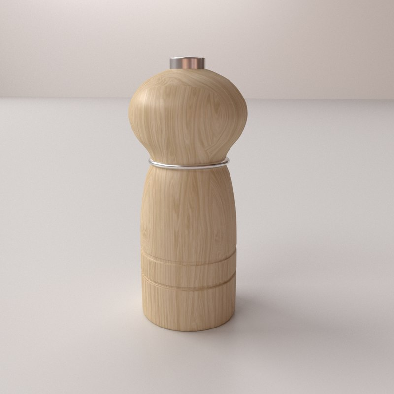 salt 3d model
