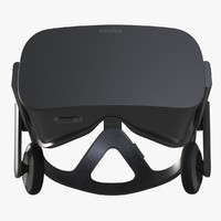 3d oculus rift virtual reality