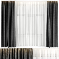 CURTAINS GREY