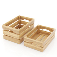 IKEA Knagglig Kasten - wooden box