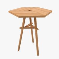 shibui table 3ds