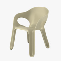 3d magis chair