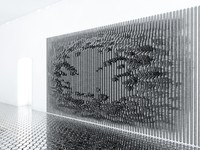 wall panel futuristic