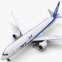 Boeing 787-9 Dreamliner All Nippon Airways