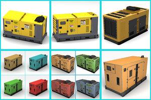 power generator 3ds