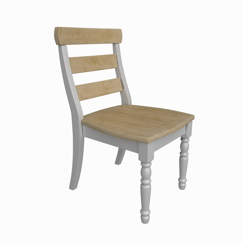 3d dining room chair model