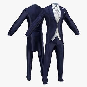 suit obj