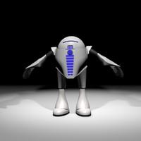 robot dxf