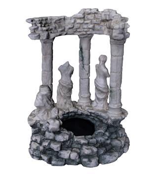 ancient ruin 3d model